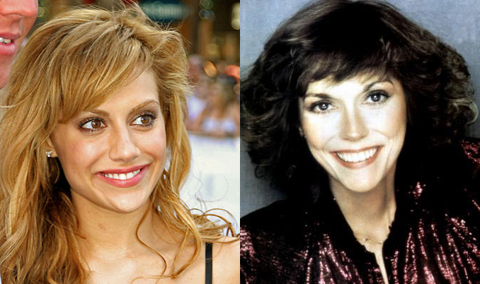 Brittany Murphy and Karen Carpenter