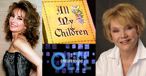 Erica Kane, AMC and OLTL Logos, Victoria Lord